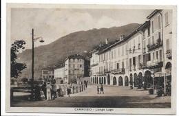 Cannobio (Verbania). Lungo Lago. - Verbania