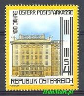 Austria 1983 Mi 1728 MNH ( ZE1 AST1728 ) - Architecture