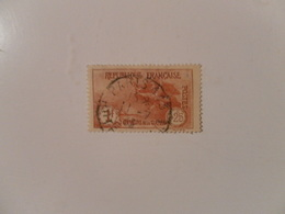 FRANCE  YT230 ORPHELINS DE GUERRE 50c. + 10c. Brun Foncé Et Brun - France