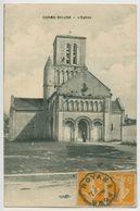 01166 - CHARENTE MARITIME - CORME-ECLUSE - L'Eglise - France