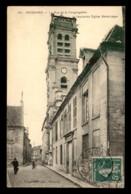 02 - SOISSONS - ANCIENNE EGLISE ST-LEGER RUE DE LA CONGREGATION - Soissons