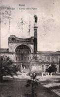 CPA   ITALIE    VATICAN---ROMA---VATICANO---CORTILE DELLA PIGNA---1910---TRES RARE ? - Vatican