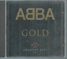 "CD  ABBA - "" GOLD "" - 19 TITRES - Musique & Instruments"