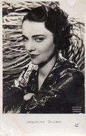 Jacqueline DELUBAC - CINEMA - Artistes