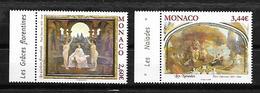 Monaco 2019 - Le Nu Dans L'Art ** - Unused Stamps
