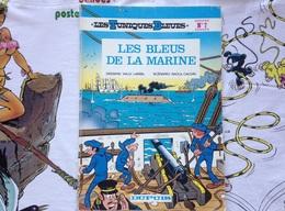 BD Tuniques Bleues - Les Bleus De La Marine - Tome 7 (1982) - Tuniques Bleues, Les