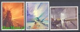 San Marino 1969 Mi 936-938 MNH ( ZE2 SMR936-938 ) - San Marino