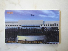 KAZAKHSTAN     ASTANA   1998 - Kazakhstan