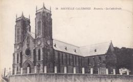 NOUVELLE CALEDONIE NOUMEA LA CATHEDRALE - Nouvelle Calédonie