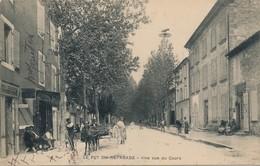 I73 - 13 - LE PUY-SAINTE-REPARADE - Bouches-du-Rhône - Une Vue Du Cours - Autres Communes