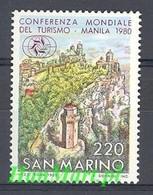 San Marino 1980 Mi 1220 MNH ( ZE2 SMR1220 ) - San Marino