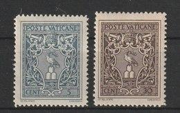 MiNr. 103 - 105Vatikanstadt 1945, 2. März. Freimarken: Papst Pius XII. - Ungebraucht