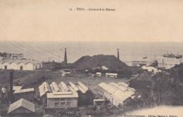 NOUVELLE CALEDONIE THIO LITTORAL A LA MISSION - Nouvelle Calédonie