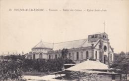 NOUVELLE CALEDONIE NOUMEA VALLEE DES COLONS EGLISE SAINT JEAN - Nouvelle Calédonie