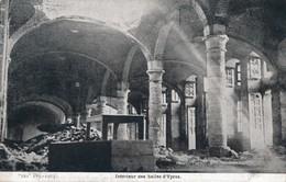 CPA - Belgique - Ieper - Ypres - Intérieur Des Halles D'Ypres - Ieper