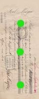 BERLIN 1903 JOEL MAYER - Lettres De Change