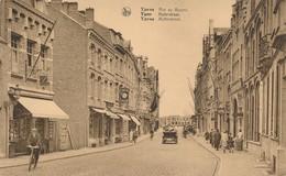 CPA - Belgique - Ieper - Ypres - Rue Au Beurre - Ieper