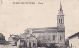 LOIRE SAINT GERMAIN L ESPINASSE L EGLISE - Autres Communes