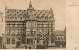 CPA - Belgique - Halle - Hal - L'Hôtel De Ville - Halle