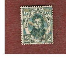 IRLANDA (IRELAND) -  SG 89  -  1929 CATHOLICS: DANIEL O'CONNELL  - USED - 1922-37 Stato Libero D'Irlanda