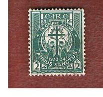 IRLANDA (IRELAND) -  SG 96  -  1933  HOLY YEAR (ANNUS SANCTUS)   - USED - 1922-37 Stato Libero D'Irlanda