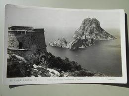 ESPAGNE ISLAS BALEARES IBIZA TORRE DEL PIRATA VEDRANELL Y VEDRA - Ibiza