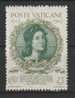 MiNr. 99 - 102  Vatikanstadt 1944, 11. Nov. 400 Jahre Akademie Der Künste Am Pantheon. - Ungebraucht