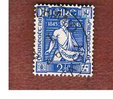 IRLANDA (IRELAND) -  SG 136 -  1945 T.B.  DAVIS  - USED - Usati