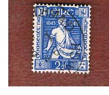 IRLANDA (IRELAND) -  SG 136 -  1945 T.B.  DAVIS  - USED - 1937-1949 Éire