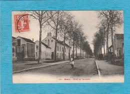 Meaux. - Route De Varreddes. - Meaux
