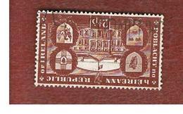 IRLANDA (IRELAND) -  SG 146 -  1949  INT. RECOGNITION OF REPUBLIC   - USED - 1937-1949 Éire
