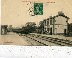 TROARN La Gare - France