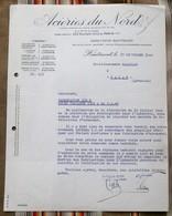 59 HAUMONT 75 PARIS 1er Acieries Du Nord Maubeuge Douzies L'Horme Marseille La Bocca Mantes La Ville - 1900 – 1949