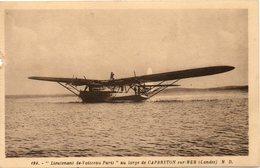 LIEUTENANT DE VAISSEAU PARIS AU LARGE DE CAPBRETON - Capbreton