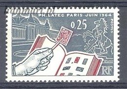 France 1963 Mi 1456 MNH ( ZE1 FRN1456 ) - France