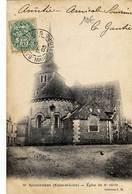 49 - SAVENNIERES - Eglise Du X° Siècle - - Autres Communes