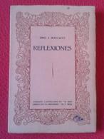 RARO ANTIGUO LIBRO DINO J. BOCCACCI 1930 REFLEXIONES DE IL MIO LIBRICCINO DI PREGHIERE F. PERA. ORIGINAL AÑOS 1930, VER - Livres, BD, Revues