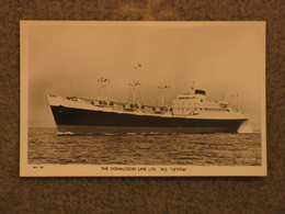 DONALDSON LINE LETITIA RP OFFICIAL - Cargos