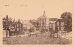 Mortier , Le Chateau De  Cortils ,( Blegny-Trembleur , Barchon ,Bolland ,Visé) - Blégny