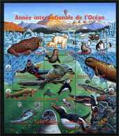 UNO GENF 1998 Nr 334-345 Postfrisch (110787) - UNO