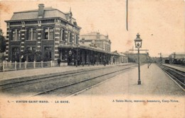 Virton - St. Mard - La Gare - Virton