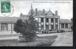 45, Saint Benoit Sur Loire, Ecoles Communales De Filles - Autres Communes