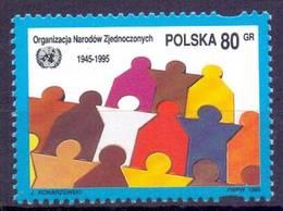 Poland 1995 Mi 3545 MNH ( ZE4 PLD3545 ) - Pologne
