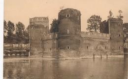 CPA - Belgique - Beersel - Le Château De Beersel En Juin 1929 - Beersel