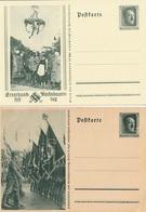 ALLEMAGNE - 2 CPSM  Deutsches Reich - Duitsland