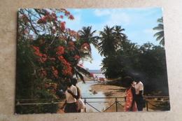 SCHOELCHER - Embouchure De La Rivière Touza  ( Martinique ) - Autres
