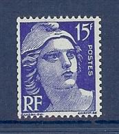 N° 886d GANDON 15F DE ROULETTE ** - France
