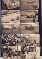 Palermo  1970 Targa Florio  Lotto Di 10  Cartoline Fotografiche   Formato 6 X 10 - Palermo