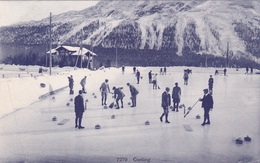 388/ Curling, Wehrli, Kilchberg - Postkaarten