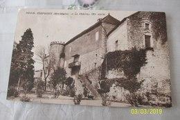 CPA:CLEFMONT Le Chateau - Clefmont